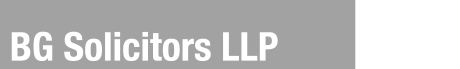 BG Solicitors Logo